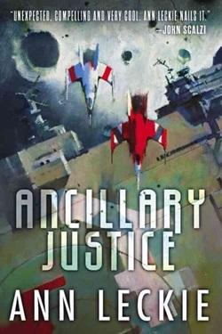 Ancillary Justice / אהוד מימון