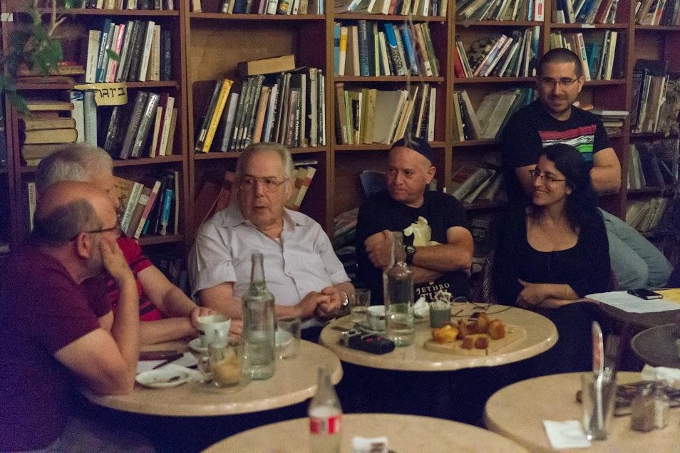 מפגש מייסדי האגודה – חגיגות ה-20 לאגודה